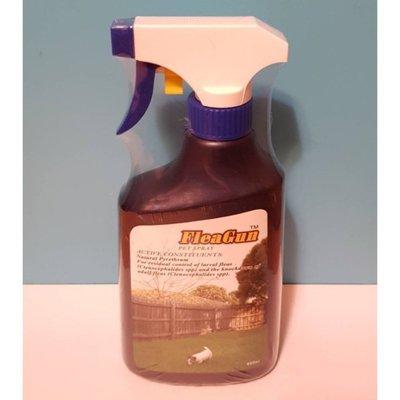 ☃呣呣☃通除噴劑 澳洲 FleaGun 天然除蟲菊 400ml