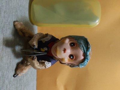 日本 貼皮玩具猴 2