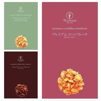 +東瀛go+ 日食 紳士牌 北海道優質玉米片 草莓麥片 可可味 甜菜糖 北海道頂級麥片 早餐麥片 日本進口