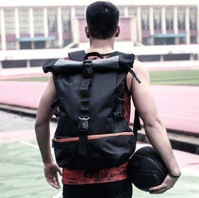 男士旅行包時尚籃球背包潮流運動包 絶對機能系列 (大容量 可放籃球)