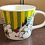 MOOMIN 嚕嚕米日本 KFC肯德基---黃色陶瓷馬克杯