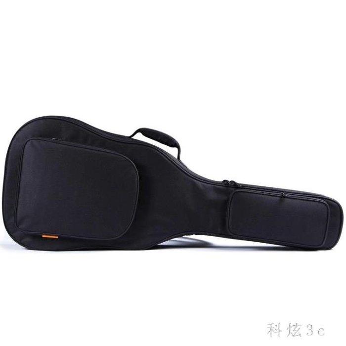 加厚加棉民謠木吉他包39寸40寸41寸雙肩琴包防水背包 js22268