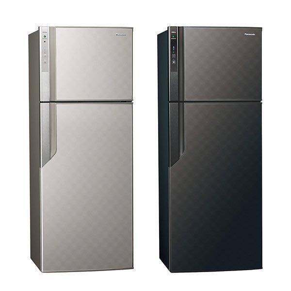 *~新家電錧~*【Panasonic國際】[ NR-B489GV ] 485公升變頻冰箱【實體店面】