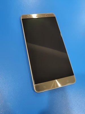 *二手商店*ASUS ZenFone3 Deluxe ZS570KL 6G/64G(4G雙卡 2300萬4核 5.7吋)