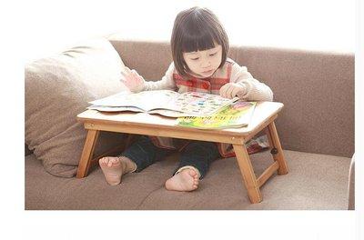 品生美 電腦桌床上用可折疊桌子懶人小書桌迷妳學生筆記本電腦桌(果)中號