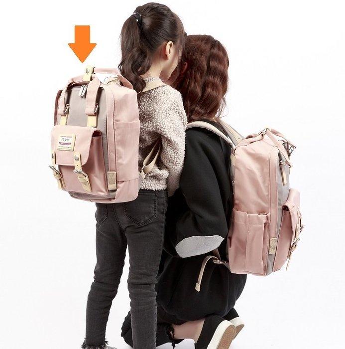 【24小時急速出貨】Heine 可愛兒童包 兒童後背包 親子包 後背包 玫瑰粉薰衣紫撞色 女用背包 時尚包款
