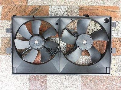 三菱 FORTIS 07- 全新 風扇總成 另有GRUNDER COLT PLUS OUTLANDER ZINGER