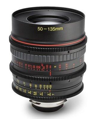 【日產旗艦】TOKINA ATX 變焦鏡頭 50-135mm T3 電影鏡頭 電影專用鏡 正成公司貨