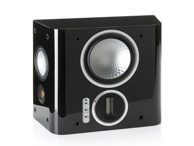 光華.瘋代購 [預購] 特價 英國 MONITOR AUDIO GOLD FX SURROUND 4G 鋼琴黑色 環繞喇叭 單顆