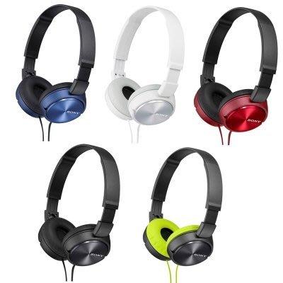 【電子超商】福利品出清 SONY MDR-ZX310AP 黑BK 摺疊耳罩式立體聲耳機 商品全新