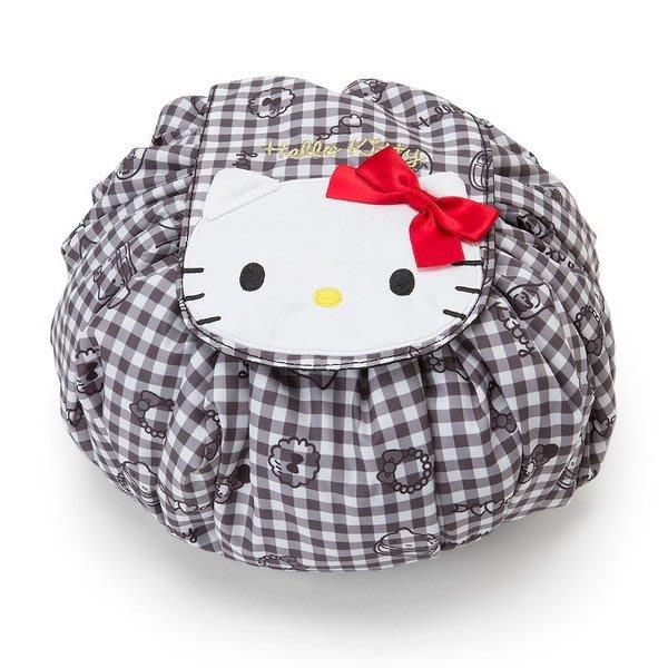 代購現貨 日本三麗鷗HELLO KITTY/美樂蒂 收納束口包 化妝收納包