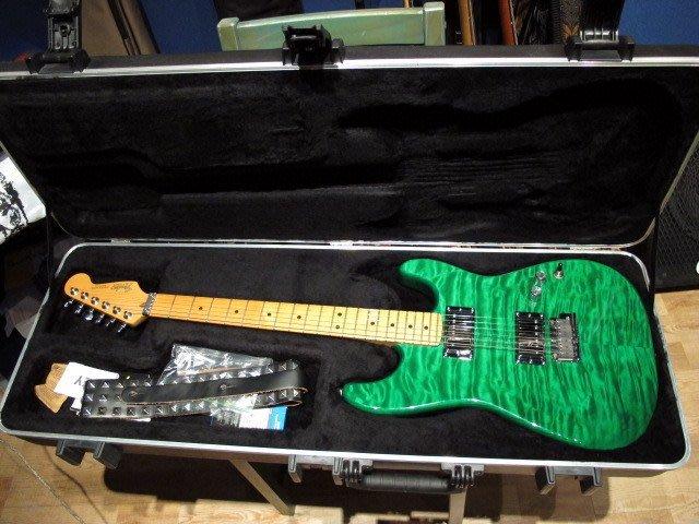 ☆ 收藏出讓︵☆1989 Fender Plus Stratocaster 電吉他