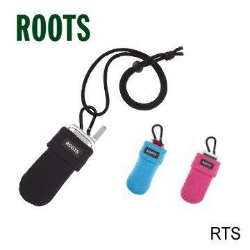 【eWhat億華】加拿大 ROOTS 針織 包 MP3 小型相機 手機   藍色 【2】