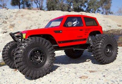 天母168  Axial AX90056 - Wraith Spawn Rock 1/10 KIT 套件車