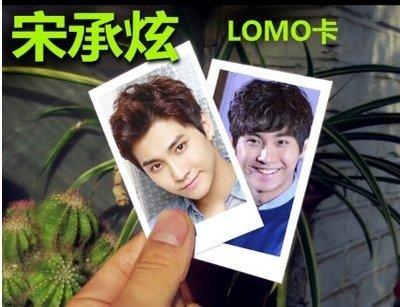 預購/宋承炫個人寫真照片100張lomo卡卡片小卡贈鐵盒FTIsland成員