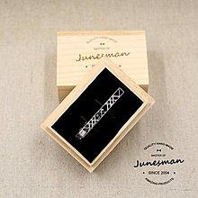 【MEN THE SHOP歐洲直送】  手工雕花 領帶夾 商務休閑結婚 禮盒裝 9014