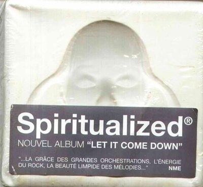 (甲上唱片) Spiritualized - Let It Come Down - 歐版 (特殊立體包裝版)