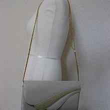 HANAE MORI ・精品・日本品牌真品100%牛皮斜背包・手拿包H29.1000.