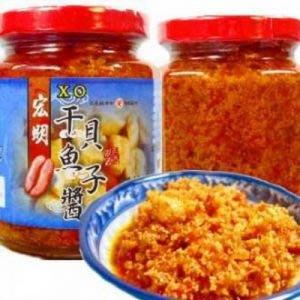 宏明干貝魚子醬