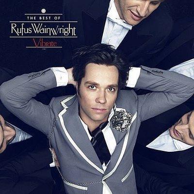 【黑膠唱片LP】悸動精選 Vibrate: The Best Of / 洛福斯溫萊特 Rufus Wainwright ---3774618