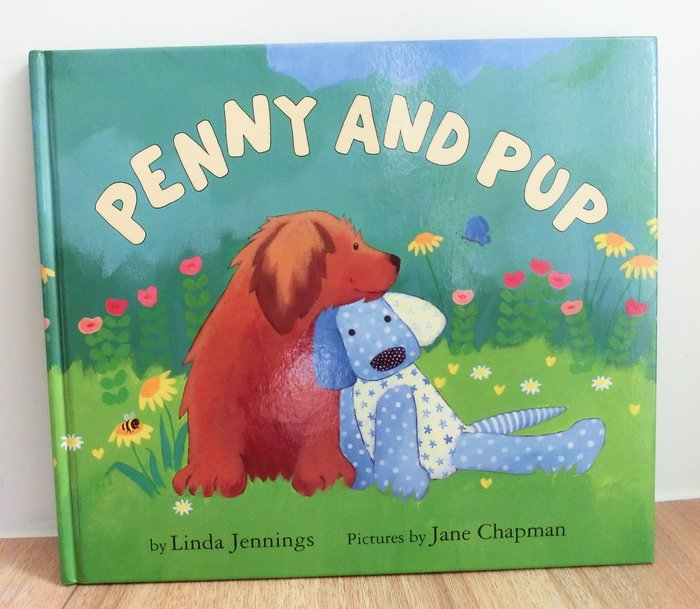 *【兒童英語繪本】*小pen~penny and pop ~原來毛小孩也有自己的寵物喔~