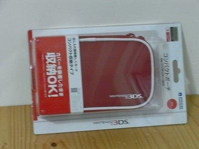 【小蕙館】電玩周邊 ~ 3DS/NDSL/DSi 主機包 (紅色)