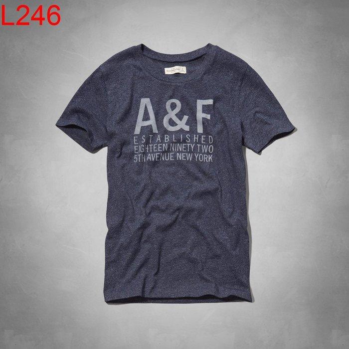 【西寧鹿】AF a&f Abercrombie & Fitch   女性T-SHIRT 可面交 瑕疵品 L246