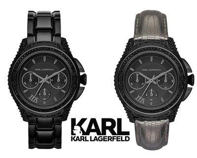 KARL LAGERFELD 卡爾·拉格斐 Karl 7 Klassic 石英錶 手錶 中性錶|全新正品|特價!