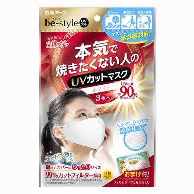 乾媽店。日本 白元 涼感 抗UV 防紫...