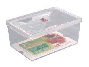 315百貨~收納高手~LF02 LF-02名廚2號長型保鮮盒 *1入組 / 置物盒 密封盒 零件文具用品收納