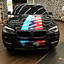 Dr. Color 玩色專業汽車包膜 BMW X6 車身客...
