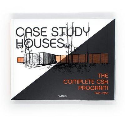 Case Study Houses 房屋案例研究室項目 樣板房案例分析 現代住宅居住空間房子設計 長條大開本 TASCHEN英文原版