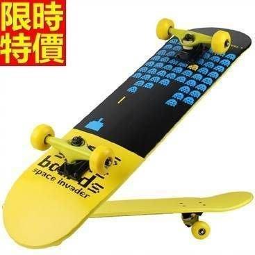 滑板 成人公路板戶外用品-極限運動炫彩時尚街頭蛇板4色66ah11[獨家進口][米蘭精品]