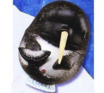 Takara 波波動物 まんまるビッグアニマルズ 北極・南極編 (一角鯨)