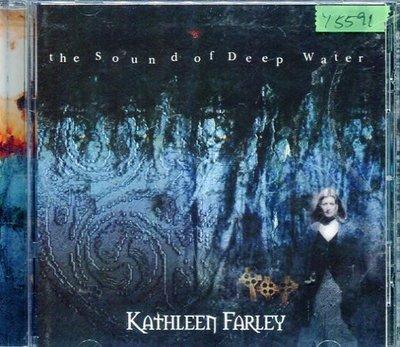 *還有唱片行* KATHLEEN FARLEY / THE SOUND OF DEEP WATER 二手 Y5591