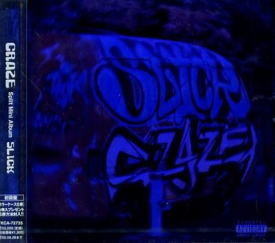K - CRAZE - SLICK - 日版 - NEW
