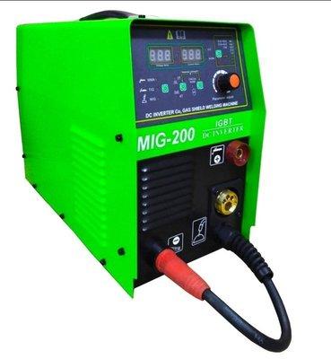 【花蓮源利】台灣製造 上好牌 MIG-200 免CO2焊機 MIG200 電焊機 焊接機