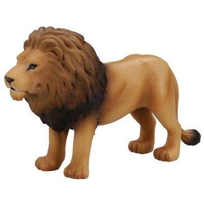 【阿LIN】48791A 01 獅子 多美動物園 模型 教學 知識 TAKARA TOMY ST安全玩
