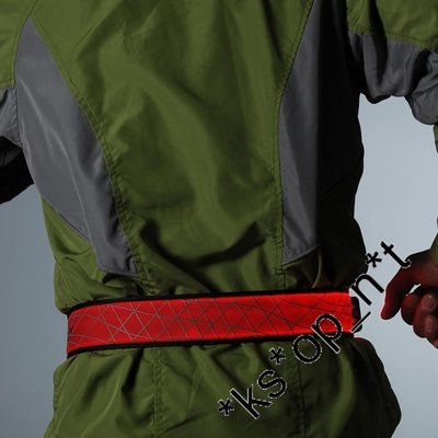 {MPower} 美國名廠 Nite Ize Led Sport Belt 反光帶 夜光帶 警示燈 (背囊, 旅行袋, 狗帶) - 原裝行貨
