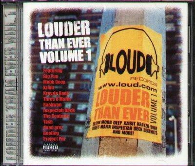 八八 - Louder Than Ever VOL.1  Big Punisher Dead Prez