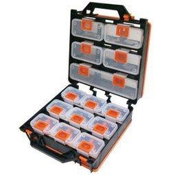 [ 鈦鴻興業 ] 百利世~台灣製造可拆式14件組合式零件盒零件收納箱 零件收納盒 零件工具盒工具箱 零件箱 (附發票)