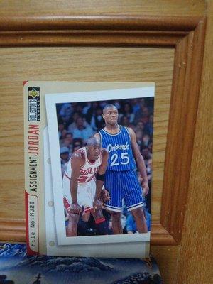 1996 Collectors Choice Assignment Michael Jordan #362