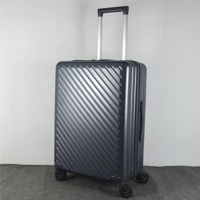 行李箱 登機箱 旅行箱 萬向輪行李箱  拉桿箱PC萬向輪行李箱海關鎖拉鏈箱密碼拉桿箱登機拉箱靜音輪旅行箱子