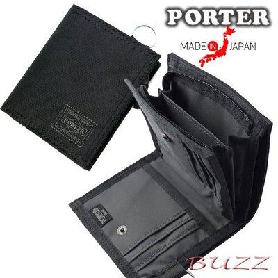 巴斯 日標PORTER屋-現貨 PORTER DILL(S) 皮夾-短夾 653-09756