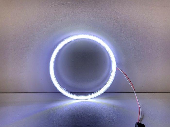 合豐源車燈 LED COB 面發光 光圈 天使眼 123MM 120MM 12V