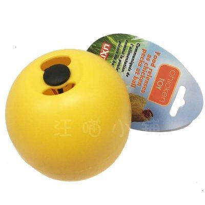 ☆汪喵小舖2店☆ 美國 LIXIT 禽鳥IQ玩具飼料球容器 // 適合鸚鵡、斑鳩鴿子等禽類或松鼠