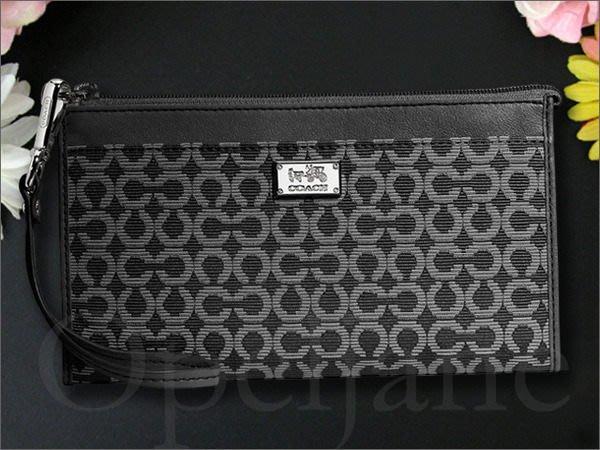 Coach 麥迪遜手拿包手腕包長夾皮夾多功能可放IPHONE 7 6 + PLUS免運費 愛Coach包包