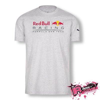 ♚賽車手的試衣間♚ Red Bull Racing Insignia T-Shirt Grey T恤 短袖 F1