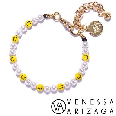 Venessa Arizaga ALL SMILES ON ME PEARL BRACELET 彩色手鍊
