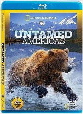 【藍光影片】野性美洲  共2碟  Untamed Americas (2012)